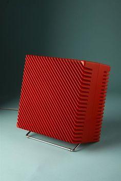 Fan designed by Marco Zanuso for Vortice