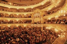 Mariinsky magic: 19 stunning images of Saint Petersburg's legendary theatre