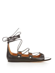 Isabel Marant Alisa open-toe wraparound sandals
