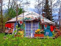 Yurt, I have always wanted a Yurt