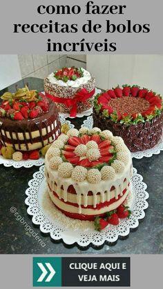 Torte Di Compleanno Facili Food Cake Birthday Cake E Torte