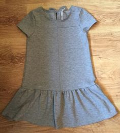 Girls-Jersey-Grey-Tunic-Dress-Top-from-NEXT-age-8-years