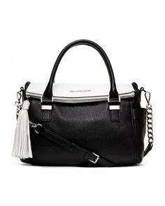 Michael Kors Weston MD Satchel Optic White/Black Leather Handbag Michael Kors,http://www.amazon.com/dp/B00GWM1EB4/ref=cm_sw_r_pi_dp_3s4xtb0CKFZBZ9R4