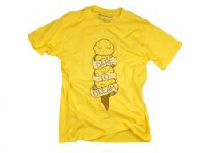First t-shirt collection from jusstdesserts — Hide Your Arms