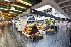 San Anton Market - food market
