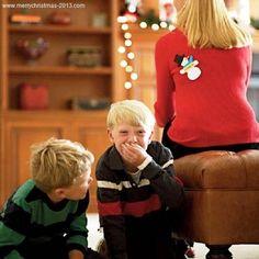 Secret Snowman Christmas Party Games for Kids Pinterest