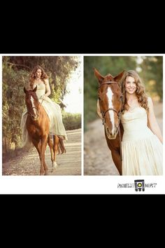 Horse wedding shoot @ Rochelle Mort Photography