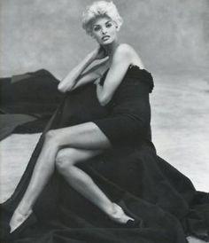 Alberta Ferretti AW 1991-92 Linda by Steven Meisel