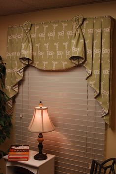 BUNNY EARS Hidden Rod Pocket Valance with jabots fits window, made using your fabric, my LABOR and lining Custom Valances, Custom Window Treatments, Passementerie, Custom Windows, Window Dressings, Curtain Designs, Home Decor Fabric, Kitchen Curtains, Drapes Curtains