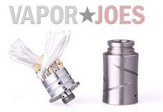 Vapor Joes - Daily Vaping Deals: DROP: The Scar RDA - $7.39 - #vaping #ecigs #vaporjoes