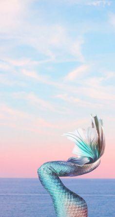 38 best mermaid wallpaper iphone images in 2019 Mermaid Wallpaper Backgrounds, Mermaid Wallpapers, Screen Wallpaper, Phone Backgrounds, Cute Wallpapers, Iphone Wallpaper, Trendy Wallpaper, Photos Bff, Mermaid Art
