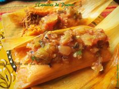 Pork Pibil Tamales with a Chile Infused Masa . Besides my Mom's traditional chile colorado tamales and tamales de frijol, this recipe for Pibil Pork tamales is right up there in flavor and another ...