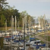 Fairhope, Alabama.  This planned community on Mobile Bay was originally created as a Utopian society.  Makes for a great place to retiire, in fact it us #13 on the Topretirements.com list of 100 Best Places to Retire. http://www.topretirements.com/blog/great-towns/100-best-places-to-retire-for-2013.html/