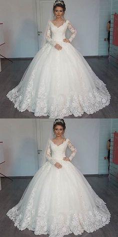 Wedding Dresses: New Lace Bridal Gown White Ivory Wedding Dress Custom Size 4 6 8 10 12 14 16 18+ -> BUY IT NOW ONLY: $101.7 on eBay!