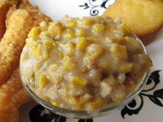 Twirl and Taste: Miss Viness's Skillet Creamed Fresh Corn