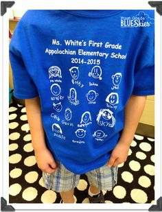 First Grade Blue Skies: {Awesome} Custom T-Shirt Mega GIVEAWAY from Freebielicious