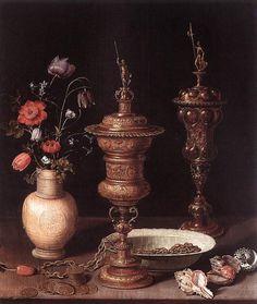 Clara Peeters   1600's
