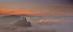 Corfe Castle by Andreas Jones on 500px
