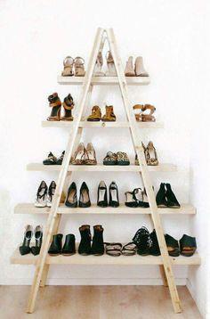 Zapatera o exibidor de zapatos