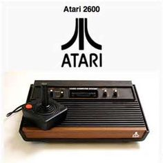 ATARI!!  Many games of Pac-Man, Donkey Kong, Frogger, and Tennis were played on this machine.  Way before Wii, this was the bomb!                                                                                                                                                      More