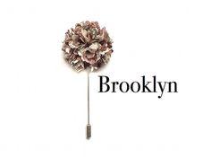Máme pro Vás připravenou v pořadí druhou kolekci pinů nesoucí název Brooklyn.