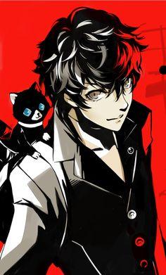 Nth Power — Tried pushing the drawings a bit further than just. Watch best serial first Persona 5 Joker, Persona 4, Joker Pics, Joker Art, Ren Amamiya, Best Rpg, Conceptual Drawing, Akira Kurusu, Amazing Drawings