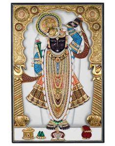 Shrinathji Sharad Gaay Mukhi Mangal KS40