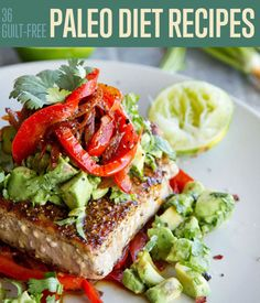 36 Guilt-Free Paleo Diet Recipes | Start eating healthy with these Paleo recipes. | Healthy Recipes from DIYReady.com #HealthyRecipes #DIYReady