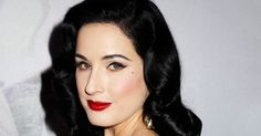 What does the home of perhaps the most famous burlesque star look like? You've come to the right place to find out. We're already fans of Dita Von Teese's throwback style and meticulous beauty looks, and now we can add her real estate taste to the list of things to admire. Her new pad is equal