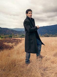 Confira o ensaio fotográfico de Jon Bernthal, Shane em The Walking Dead, para a revista Esquire