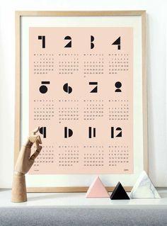 amazing calendar designs for 2015 - Blog of Francesco Mugnai
