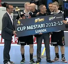 Cup Champions in Finland 2012-13