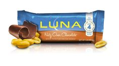 Nutz Over Chocolate - Richly satisfying chocolate meets peanuts in a crunchy combo.