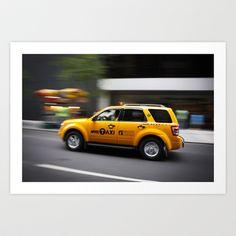 Follow that car Art Print by Pepe Rodriguez - $16.00 Photographs, Art Prints, Car, Art Impressions, Automobile, Photos, Autos, Cars
