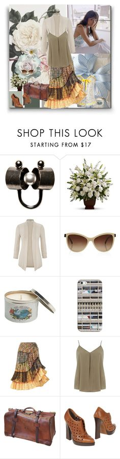 """Untitled #1131"" by wildnature ❤ liked on Polyvore featuring Lanvin, maurices, Chanel, Casetify, Dorothy Perkins and Marni"