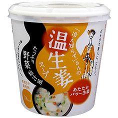 「冷え知らず」さんの温生姜スープたっぷり野菜 粕汁風|商品情報|永谷園
