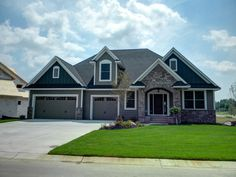 Exterior - traditional - exterior - minneapolis - DeAnne L Koppendrayer
