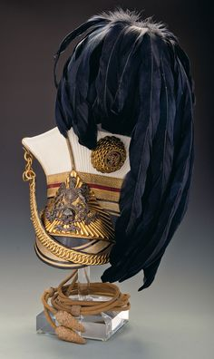 Victorian era 17th or The Duke of Cambridge's Lancers Officer's Czapka.