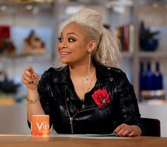 Raven Symone joins The View