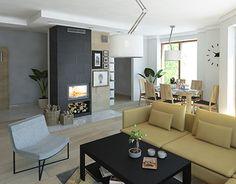 "Check out new work on my @Behance portfolio: ""Modern Livingroom / Nowoczesny salon"" http://on.be.net/1jTltIR"