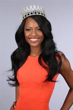 VCU grad crowned Miss Maryland USA. Congrats!
