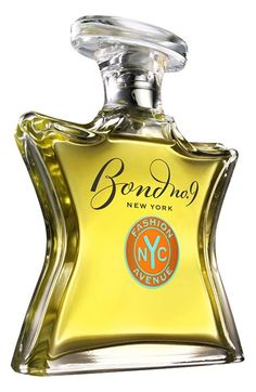 Free shipping and returns on Bond No. 9 New York 'Fashion Ave' Fragrance at Nordstrom.com. The scent of the street that breathes the air of next year's styles. Fresh, sparkling, go-getter floral exuberance, in bed with dewy greens and caressed with a whiff of sexy sultriness.<br><br>Notes: mimosa, ylang ylang, black currant.