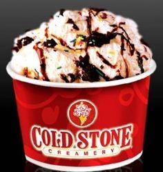 Cold Stone BOGO Ice Cream