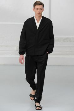 Christophe Lemaire | Spring 2015 Menswear Collection | 27