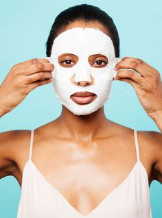 Do Sheet Masks Work Better Than Traditional Masks — Or Are They Just More Fun?+#refinery29