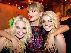 Raelynn, Taylor Swift and Danielle Bradbery