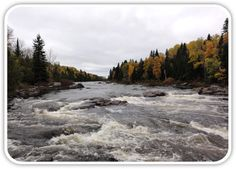 Buchan, Lapinigam Rapids, Near North Boundary, Outlet Kapuskasing Lake Canadian Culture, Hudson Bay, Ontario, To Go, Canada, River, Places, Outdoor, French