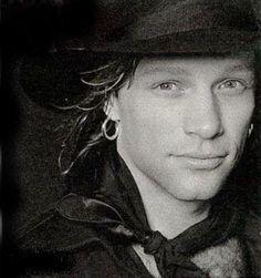 Jon Bon Jovi - Versace 1995  Don't know what he's selling, but I'll take two! ;-)