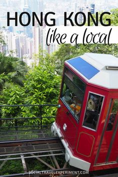 Things to do in Hong Kong Like a Local Hong Kong Travel Tips, China Destinations, Hong Kong Itinerary, Asia Continent, Countries To Visit, Worldwide Travel, Modern City, Like A Local, China Travel