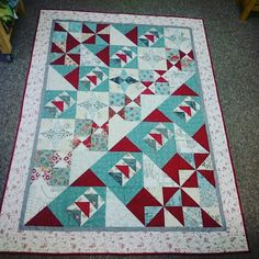 New quilt just finished